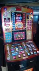 Gold Rush - £70 Pub Fruit Machine